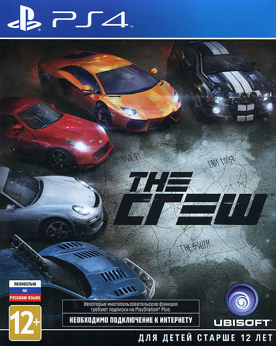 Zakazat.ru The Crew (PS4)