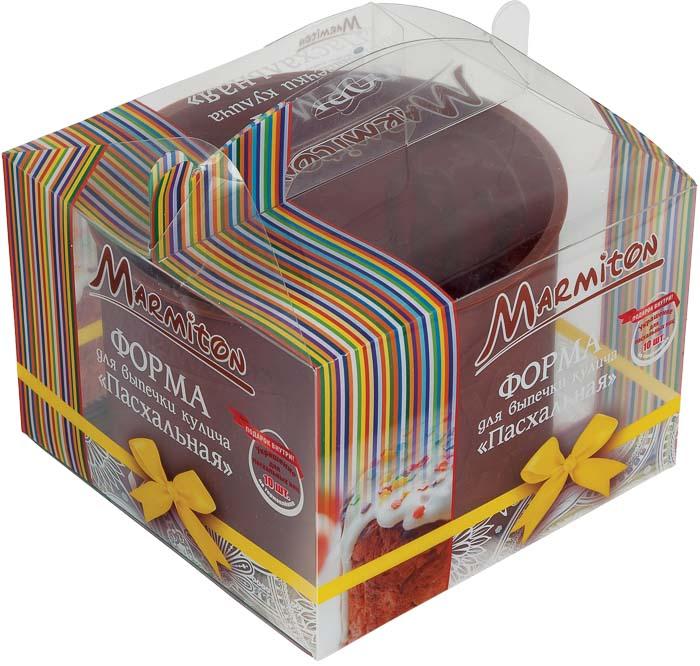 Форма силиконовая для выпечки кулича Пасхальная, 1,5 л + ПОДАРОК: украшения для пасхальных яиц, 10 шт16125Форма Пасхальная изготовлена из силикона и предназначена для приготовления куличей и другой выпечки. Материал устойчив к фруктовым кислотам, к воздействию низких и высоких температур. Силикон не взаимодействует с продуктами питания и не впитывает запахи как при нагревании, так и при заморозке. Обладает естественным антипригарным свойством. В набор также входят 10 наклеек из термопленки для украшения пасхальных яиц и буклет с рецептами.Использовать при температуре от -40°C до 230°С. Можно использовать в духовках и микроволновых печах, мыть и сушить в посудомоечной машине. Высота формы: 10 см.Количество украшений из термопленки: 10 шт.