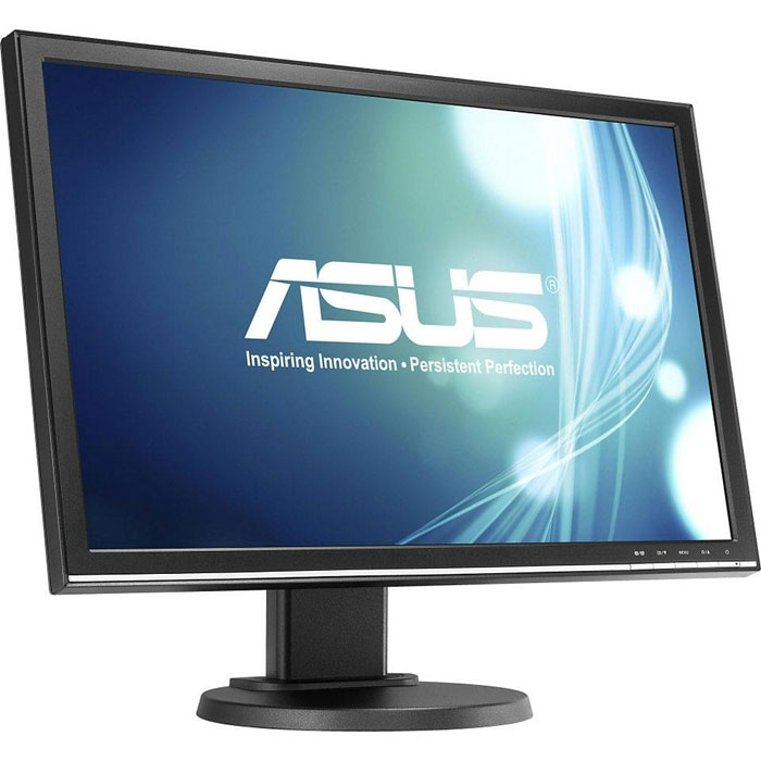 ASUS VW22AT, Black монитор монитор asus mx259h silver black