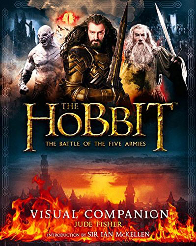Visual Companion: The Hobbit: The Battle of the Five Armies the inhuman