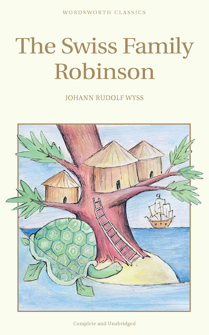 The Swiss Family Robinson the tale of little pig robinson