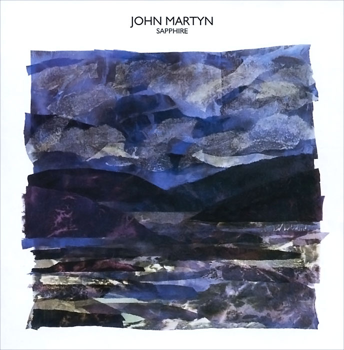 Джон Мартин John Martyn. Sapphire джон мартин john martyn one world