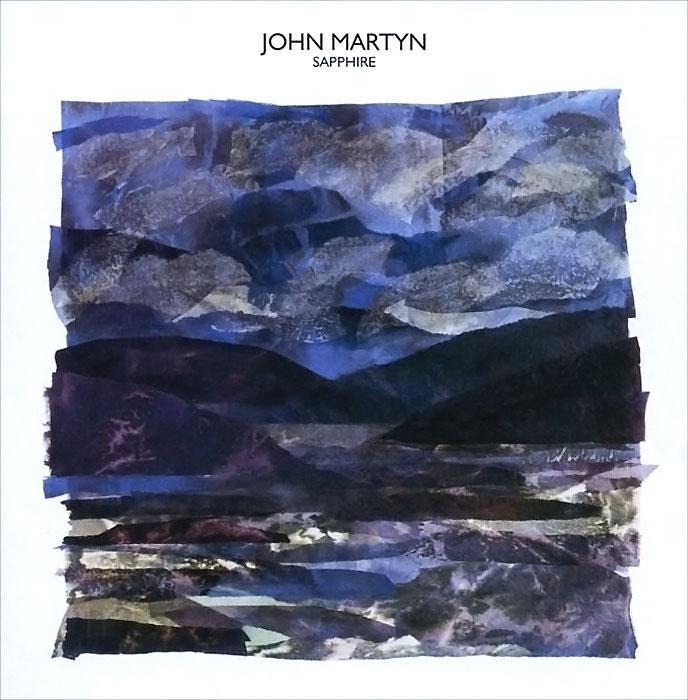 Джон Мартин John Martyn. Sapphire джон мартин john martyn the best of the island years 4 cd