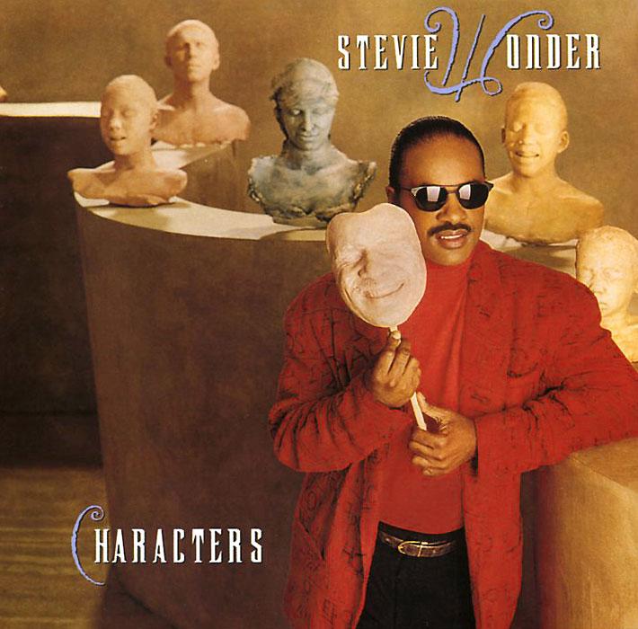 Стиви Уандер Stevie Wonder. Characters стиви уандер stevie wonder the definitive collection