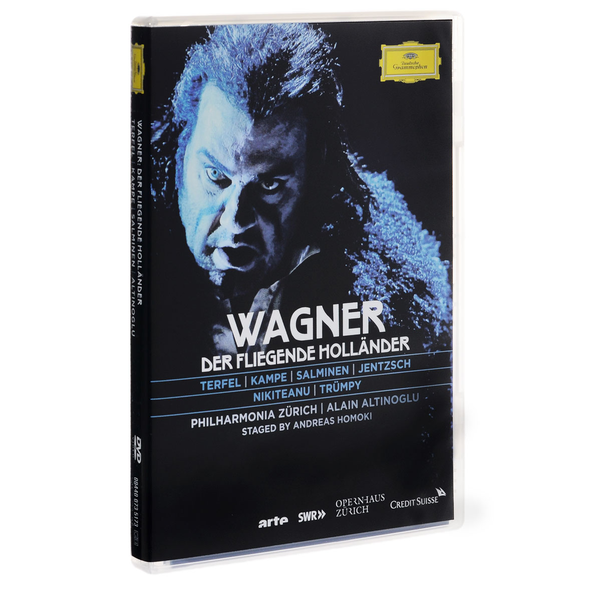Wagner. Der Fliegende Hollander корпус negorack nr itx1