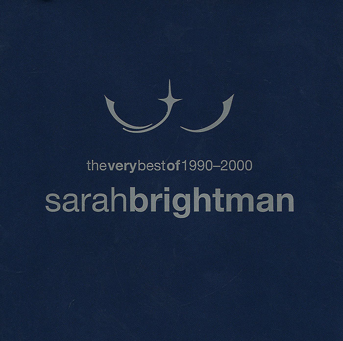 Сара Брайтман Sarah Brightman. The Very Best Of 1990-2000 sarah warner brooks a garden with house attached