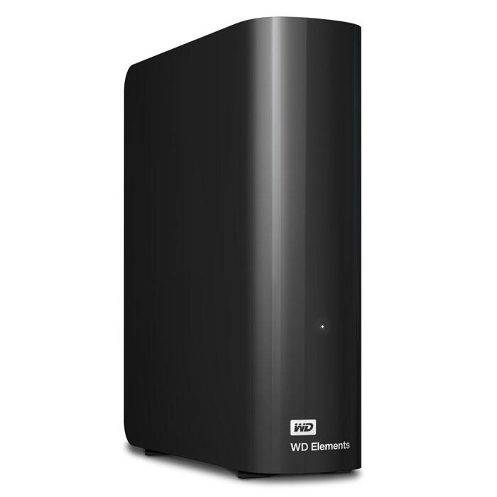 WD Elements Desktop 5TB (WDBWLG0050HBK-EESN) внешний жесткий диск - Носители информации