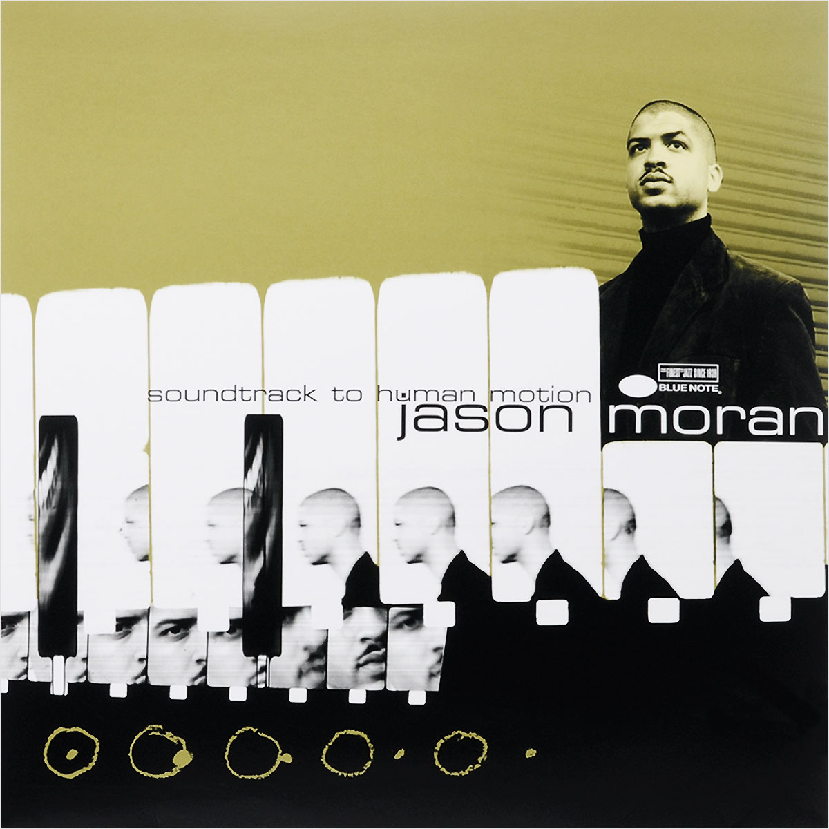 Джейсон Моран Jason Moran. Soundtrack To Human Motion (LP) sound activated 433 92mhz 1 to 1 wireless key finder blue black 1 x cr2032