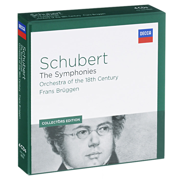 Schubert. The Symphonies. Orchestra Of The 18th Centery / Frans Bruggen. Collectors Edition (4 CD) 48v 3000w electric bike battery 48v 40ah samsung electric bicycle lithium ion battery with bms charger 48v battery pack 48v 8fun page 1