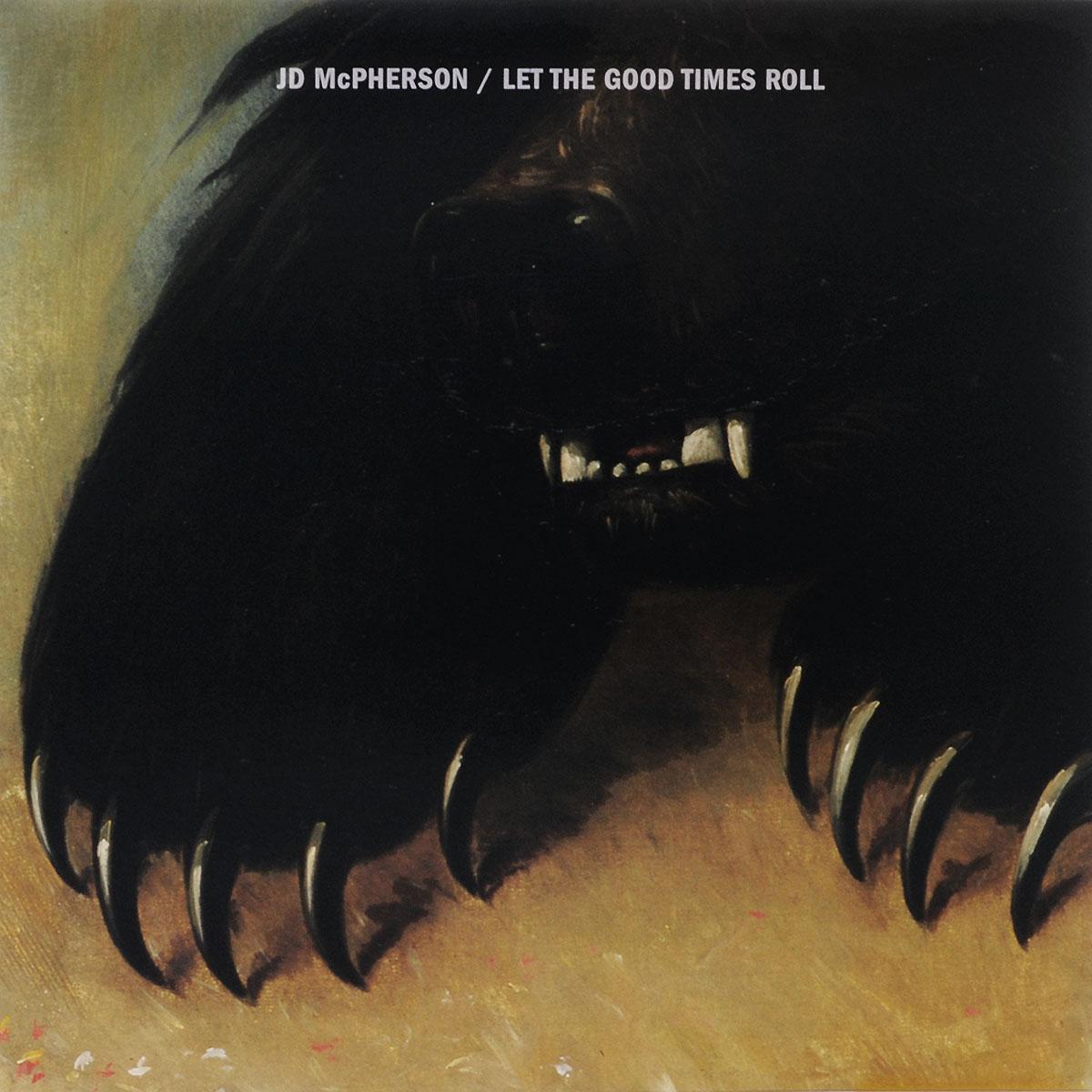 цена на Джонатан Дэвид МакФерсон JD McPherson. Let The Good Times Roll (LP)