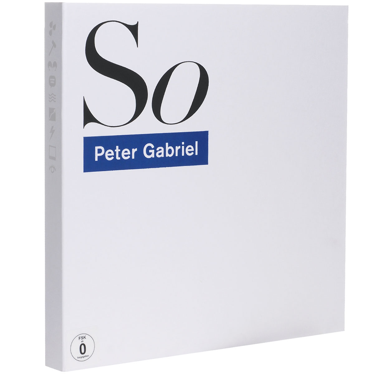 Питер Гэбриэл Peter Gabriel. So (4 CD + 2 DVD + 2 LP)