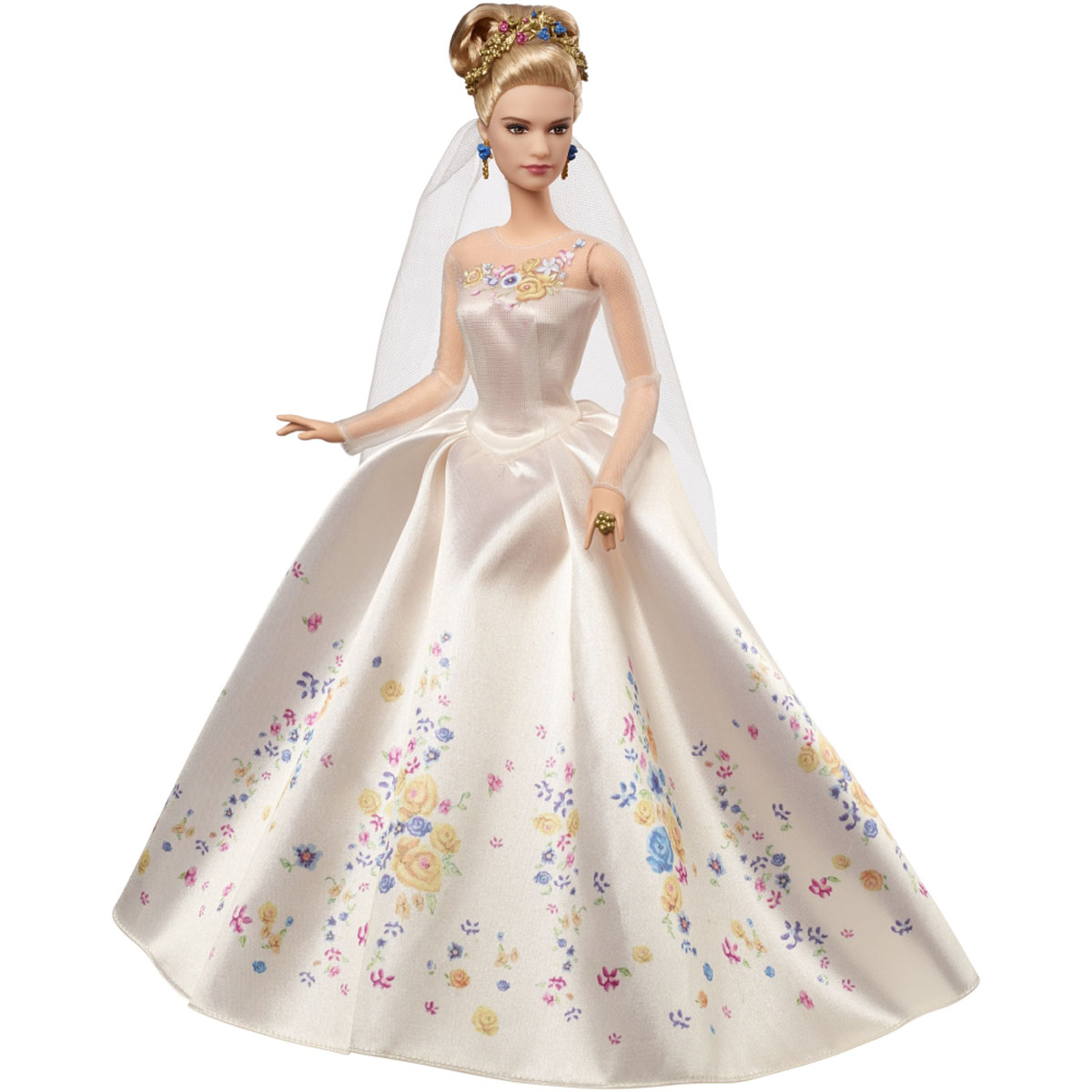 Disney Princess Кукла Золушка-невеста кукла золушка disney princess