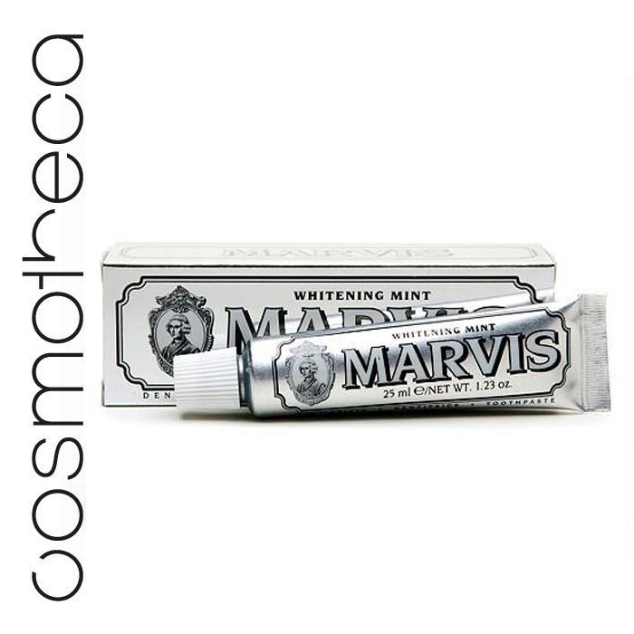 Marvis Зубная паста  Мята  25 мл - Товары для гигиены