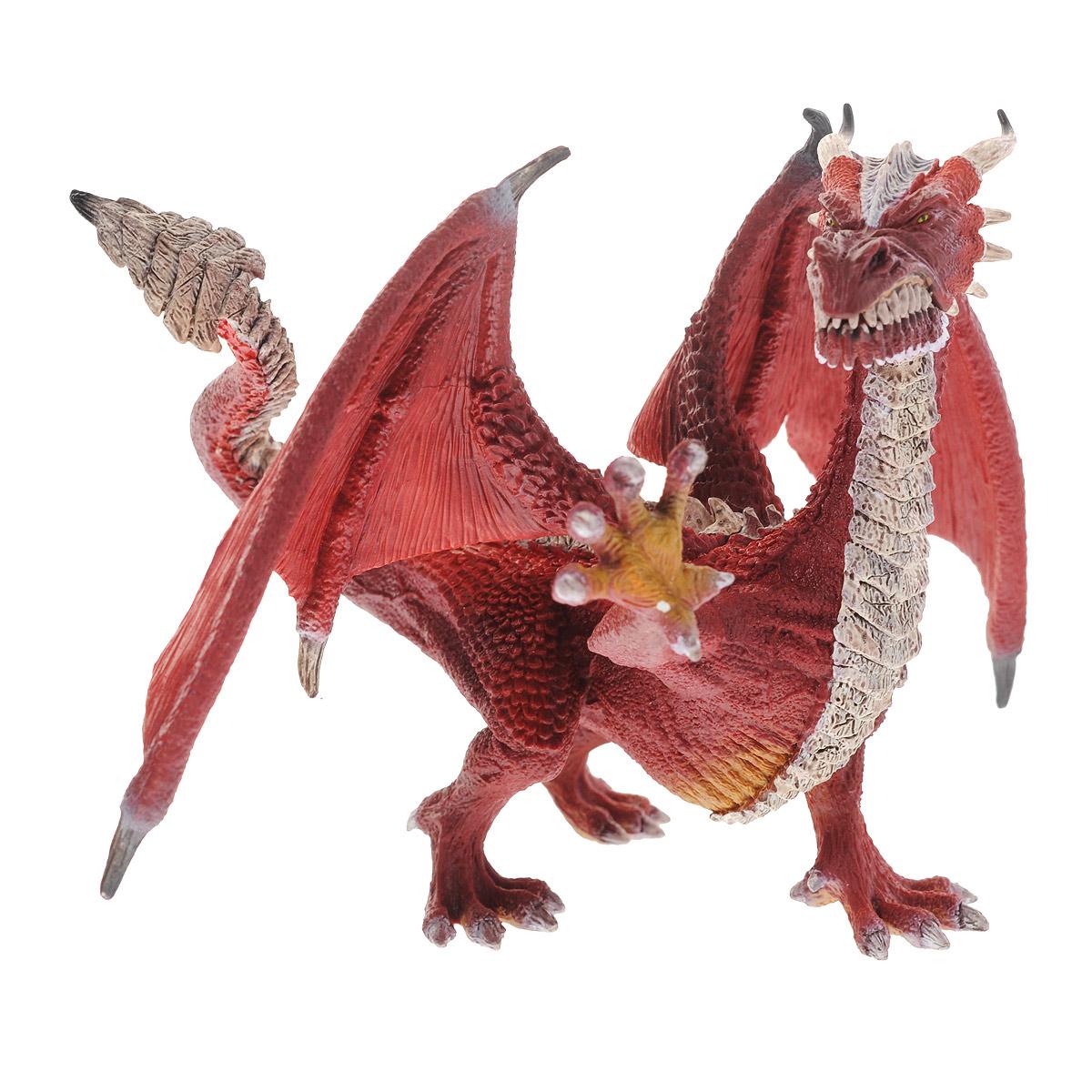 Schleich Фигурка Дракон Воин фигурки игрушки schleich дракон воин