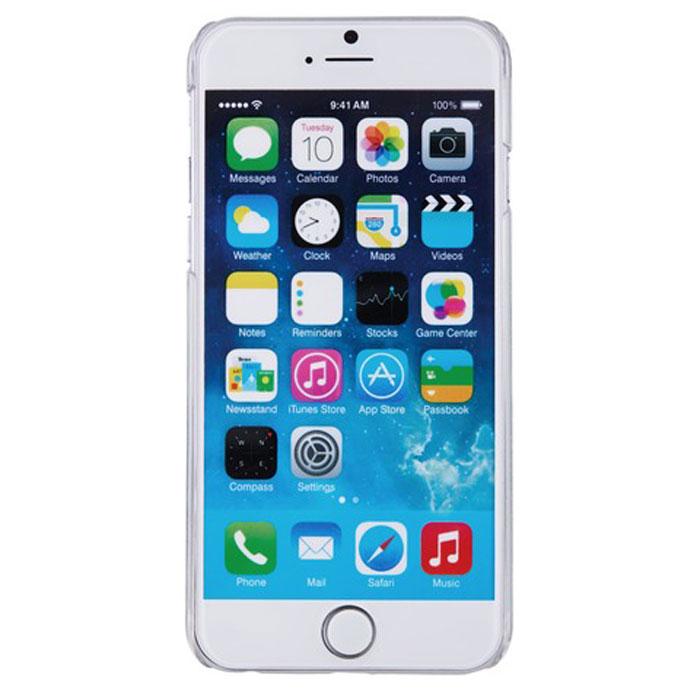 Anymode Hard Case чехол для iPhone 6, прозрачныйFABP008KCLЧехол Anymode Hard Case для iPhone 6 защитит ваше устройство от механических повреждений и пыли. Имеет свободный доступ ко всем разъемам и кнопкам телефона.