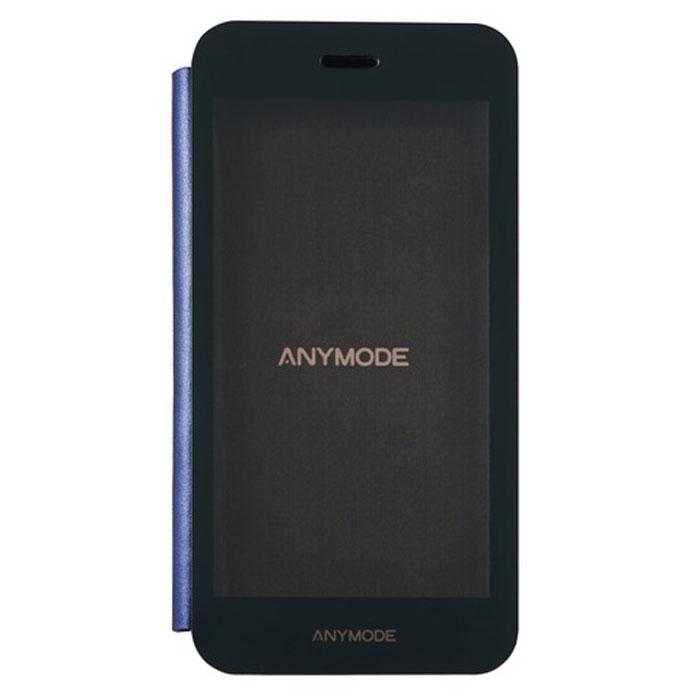Anymode Me-In чехол для iPhone 6, Blue MetallicFACO000KBLЧехол Anymode Me-In для iPhone 6 защитит экран и само устройство от механических повреждений, пыли и царапин. Выполнен в виде книжки. Полупрозрачная крышка позволяет видеть дисплей смартфона, когда он включен, а когда экран гаснет - крышка превращается в удобное зеркало. Чехол имеет свободный доступ ко всем разъемам и кнопкам телефона.
