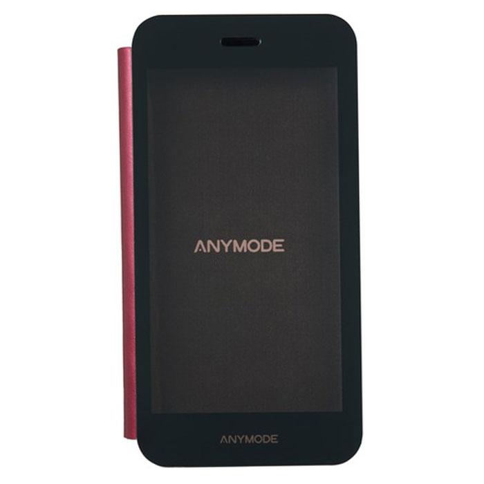 Anymode Me-In чехол для iPhone 6, Red MetallicFACO000KWNЧехол Anymode Me-In для iPhone 6 защитит экран и само устройство от механических повреждений, пыли и царапин. Выполнен в виде книжки. Полупрозрачная крышка позволяет видеть дисплей смартфона, когда он включен, а когда экран гаснет - крышка превращается в удобное зеркало. Чехол имеет свободный доступ ко всем разъемам и кнопкам телефона.