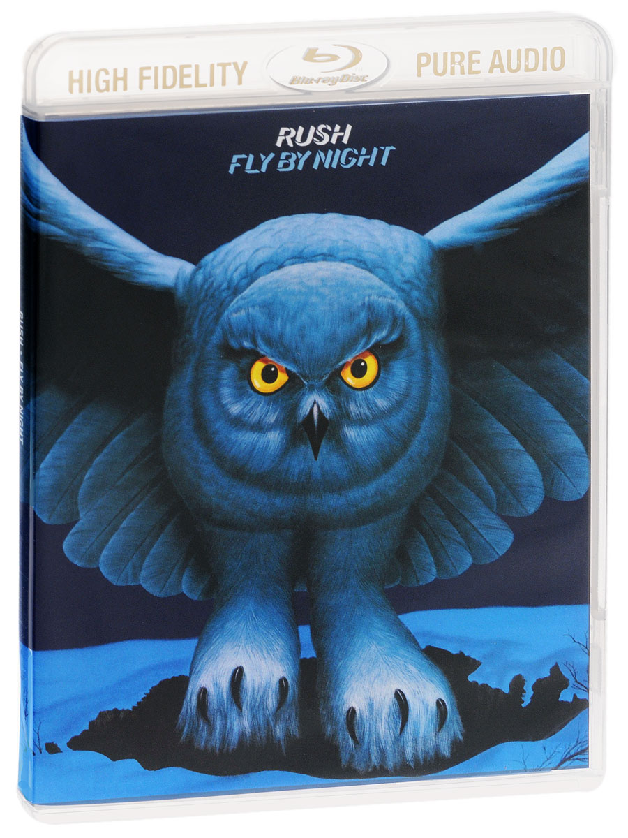Rush Rush. Fly By Night (Blu-ray Audio) бур sds max практика 32х400 540 мм