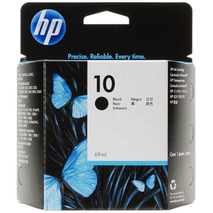 HP C4844AE (10), Black струйный картриджC4844AEКартридж с чернилами HP 10 идеально подходит деловым пользователям-профессионалам, нуждающимся в быстродействующих, простых, надежных решениях для качественной цветной печати. Картриджи с интеллектуальной системой подачи чернил обеспечивают простую и четкую печать.Исключительное фотографическое качество благодаря разработанной НР технологии послойного формирования цвета и печати с высоким разрешениемЧёткие чёрные и цветные линии благодаря нанесению мельчайших капель чернил HP и печати с высоким разрешениемНадежная продукция HP экономит время, улучшает производительность и позволяет сэкономить