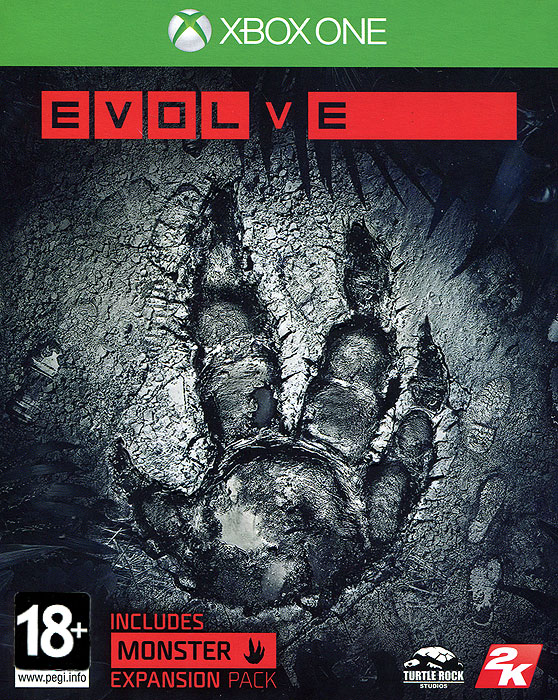 Evolve (Xbox One), Turtle Rock Studios