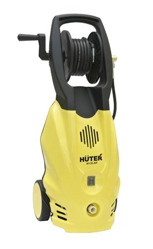 Мойка высокого давленияHuter W135-ARW135-AR Yellow