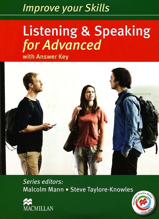 Listening & Speaking for Advanced with Answer Key (+ MPO Pack) listening