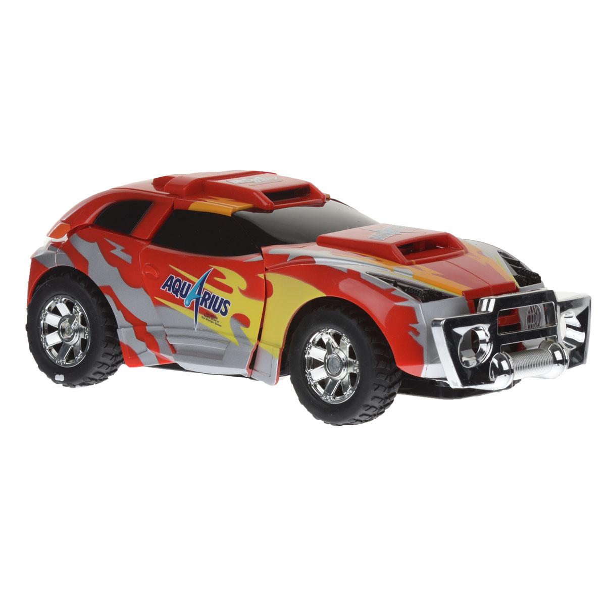 ABtoys Машина на радиоуправлении Форсаж цвет красный - Радиоуправляемые игрушки