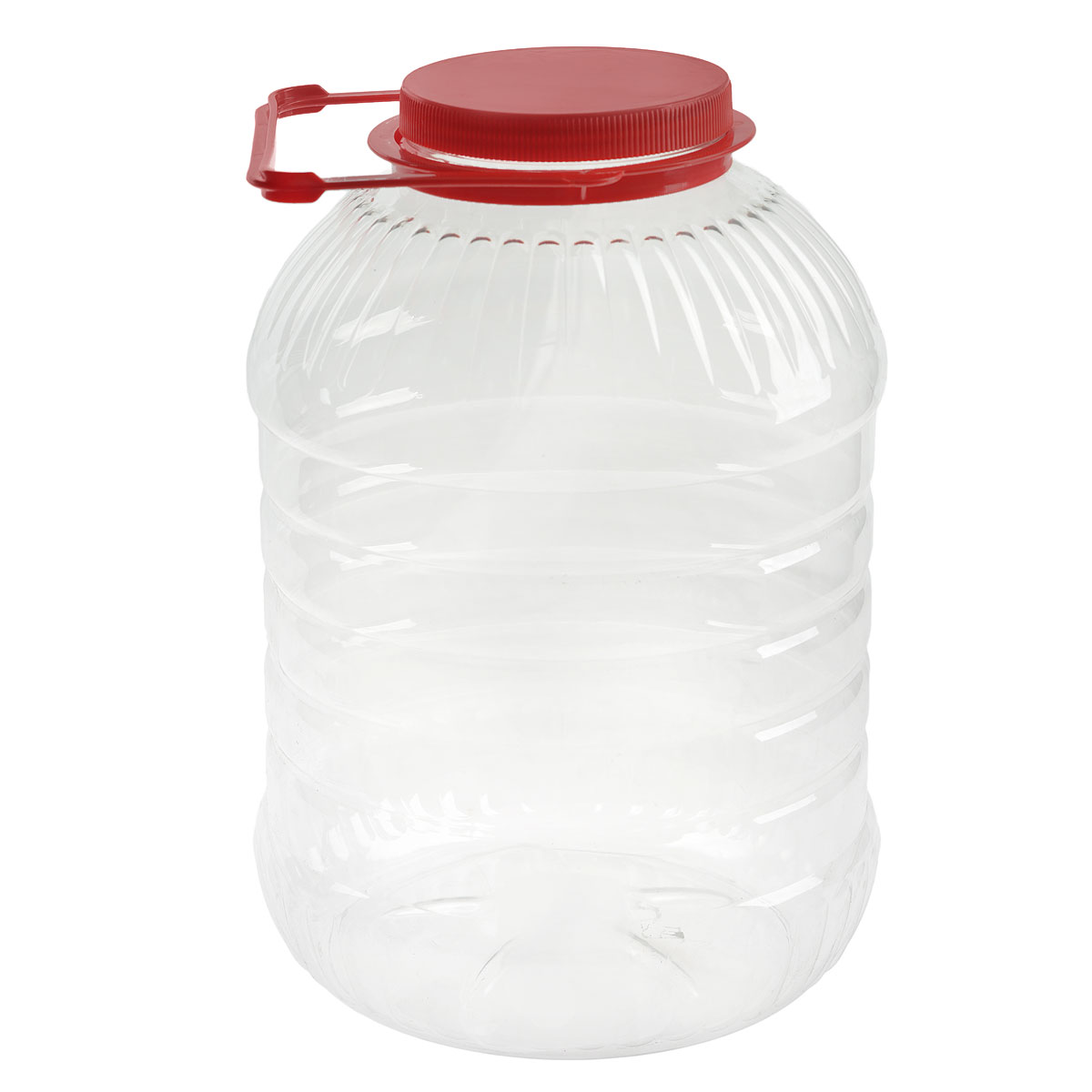"""Банка """"Альтернатива"""" предназначена для хранения сыпучих продуктов или жидкостей. Выполнена из высококачественного пластика. Оснащена съемной ручкой для удобной переноски.Банка """"Альтернатива"""" станет незаменимым помощником на вашей кухне."""