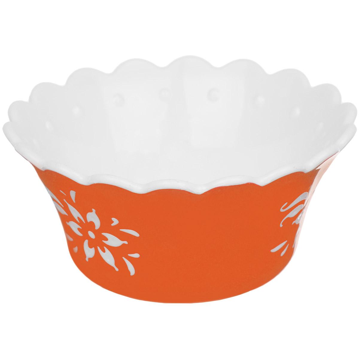 Емкость для варенья Альтернатива Премьера, цвет: оранжевый, 150 млM2216Емкость для варенья Альтернатива Премьера выполнена из высококачественного пластика и оформлена узором. Емкость имеет прозрачную крышку и, несомненно, понравится любителям классического стиля.Такая емкость украсит ваш праздничный или обеденный стол, а яркое оформление понравится любой хозяйке.