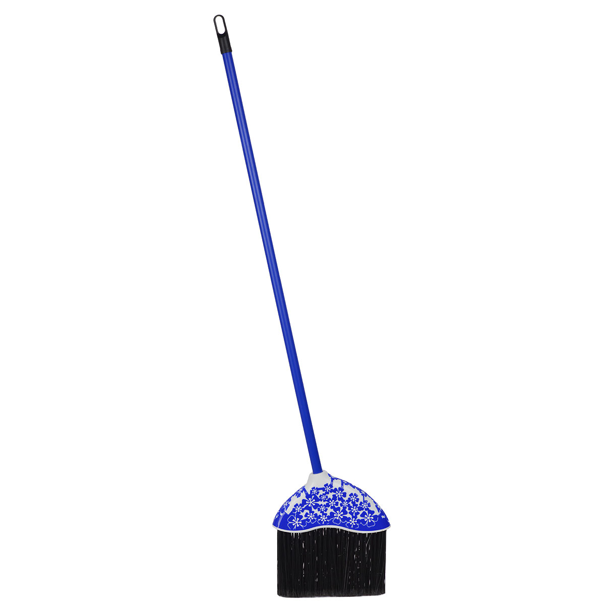 Веник Альтернатива Камелия, жесткий, цвет: синий, 123 смM3430Традиционный веник Альтернатива Камелия для подметания, выполненный из полипропилена. Оснащен длинным черенком из пластика. Рабочая часть украшена узорами. Черенок оснащен отверстием для подвешивания.Оригинальный, современный, удобный веник сделает уборку эффективнее и приятнее.