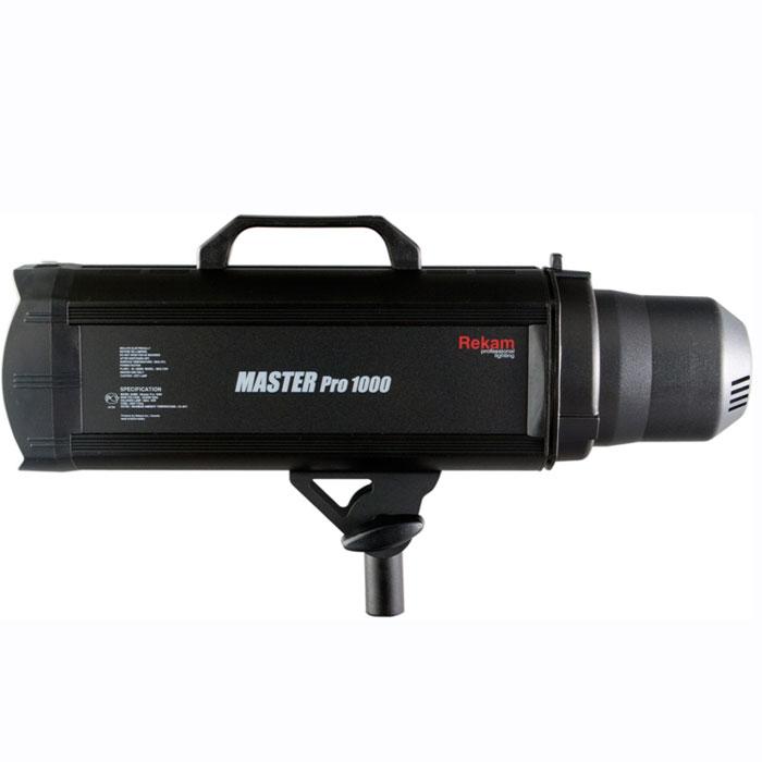Rekam Master Pro 1000 импульсный осветитель с цифровым управлением