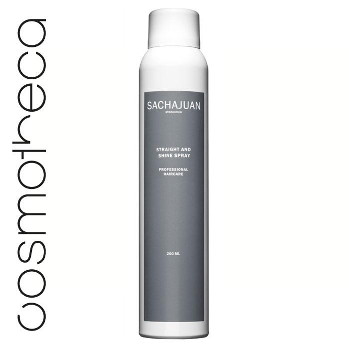 Sachajuan Спрей для выпрямления и придания блеска волосам 200 млSCHJ118Спрей для сияния волос SACHAJUAN - легкий стайлинговый продукт для завершения укладки, смягчающий волосы и придающий им максимум блеска. Он идеально подходит для использования с выпрямителями благодаря защите от воздействия высоких температур.
