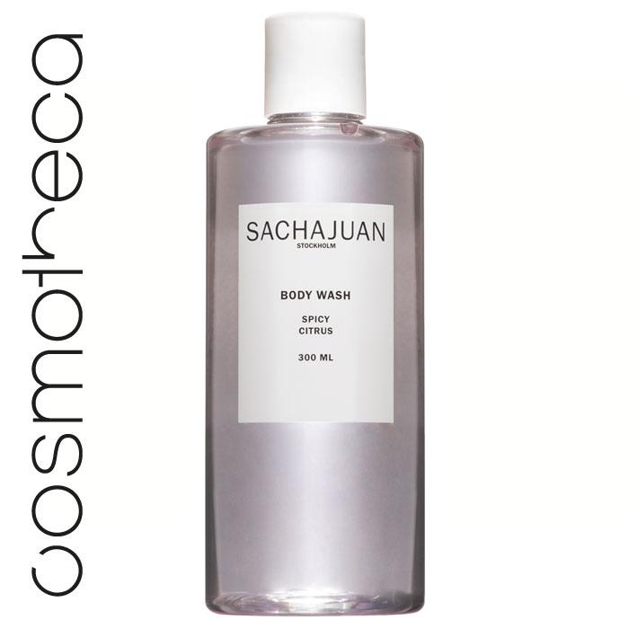 Sachajuan Гель для душа Пряный цитрус 300 мл sachajuan volume cream