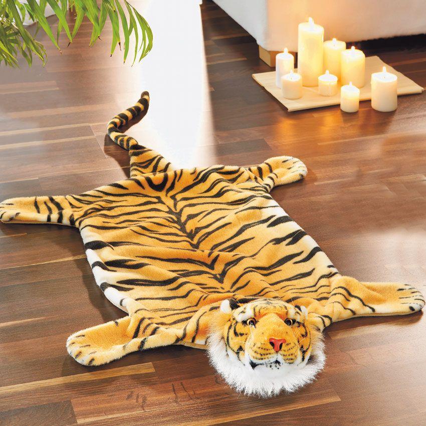Magic Bear Toys Мягкая игрушка Тигр, 130 см magic bear toys мягкая игрушка медведь с заплатками в шарфе цвет коричневый 120 см