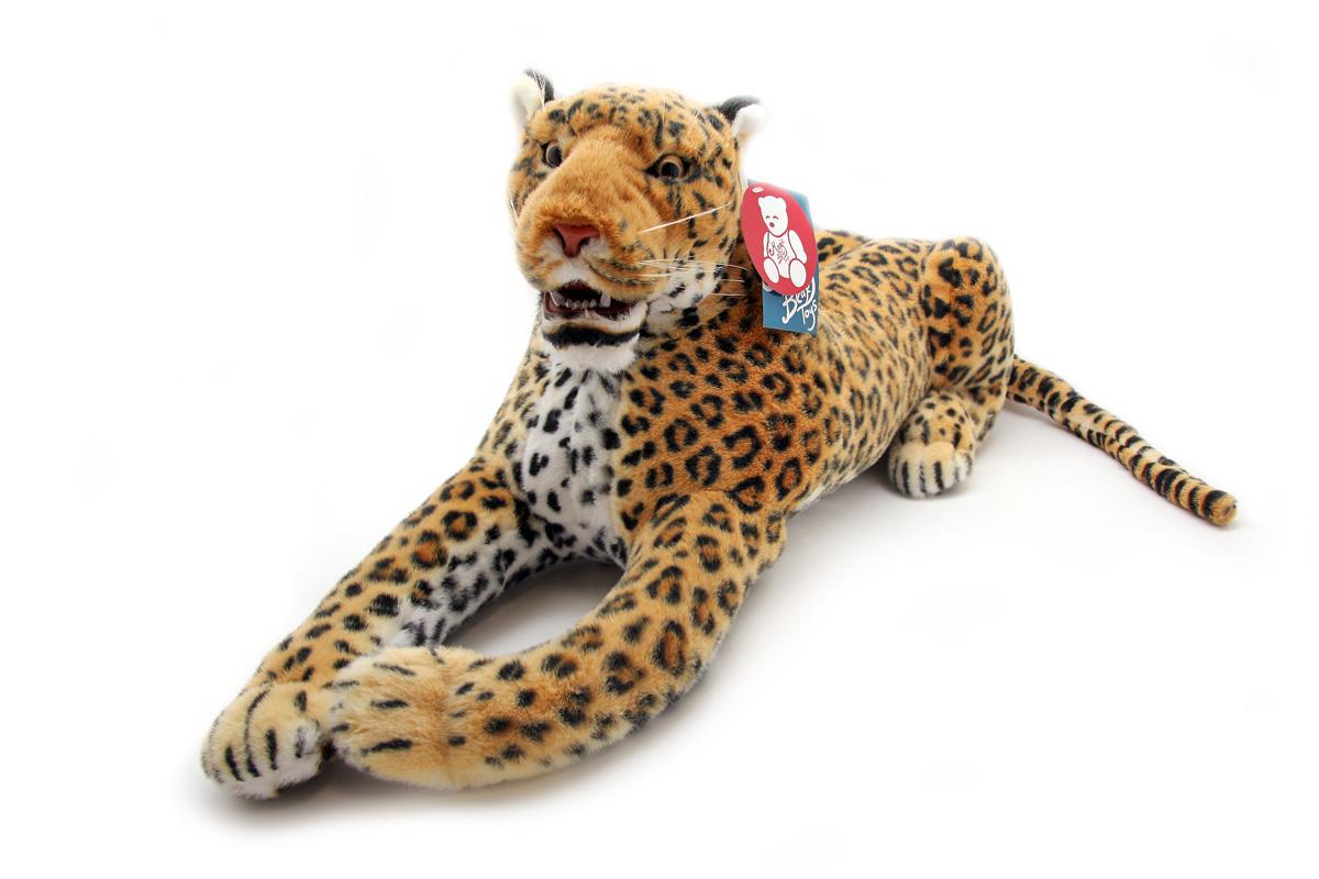 """Фото Мягкая игрушка Magic Bear Toys """"Леопард"""", 110 см. Покупайте с доставкой по России"""
