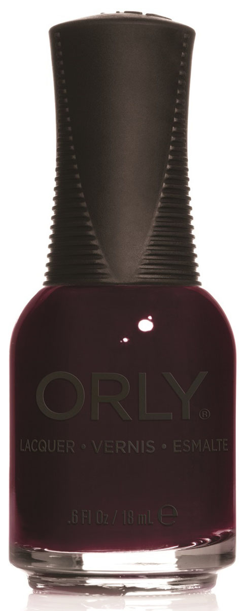 ORLY Лак для ногтей, тон № 6 Naughty, 18 мл лак для ногтей orly permanent collection 416 цвет 416 pink chocolate variant hex name c4486c