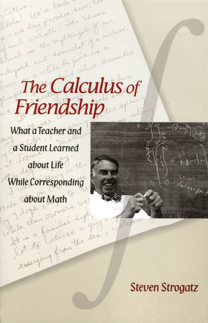 The Calculus of Friendship: What a Teacher and a Student Learned about Life while Corresponding about Math career development of primary teacher in eldoret west kenya