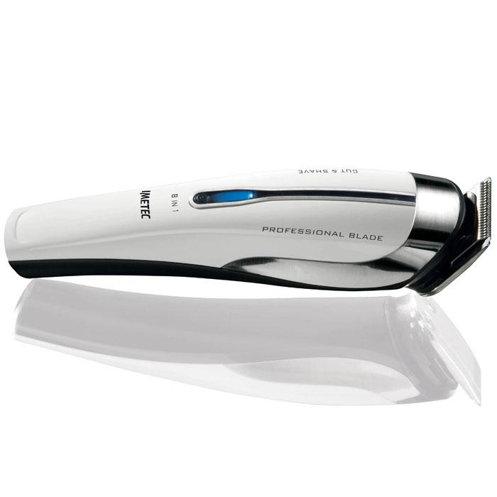 Imetec GK3 900 (1620A) машинка для стрижки волос1620Imetec GK3 900 (1620A) - набор для стрижки с современным эргономичным дизайном, который состоит из 7 различных насадок для стрижки волос на теле и лице. Данная модель обеспечит надежную и эффективную стрижку даже для непослушных волос. Прочные и надежные лезвия выполнены из нержавеющей стали, что обеспечивает высокую маневренность и позволяют добиться высокого результата, не затрачивая на это много усилий. Устройство работает как от аккумулятора, так и от сети. Есть возможность выбора длины стрижки от 0,7 до 13 мм. Используя этот прибор, вы сможете сделать любую стрижку в домашних условиях.