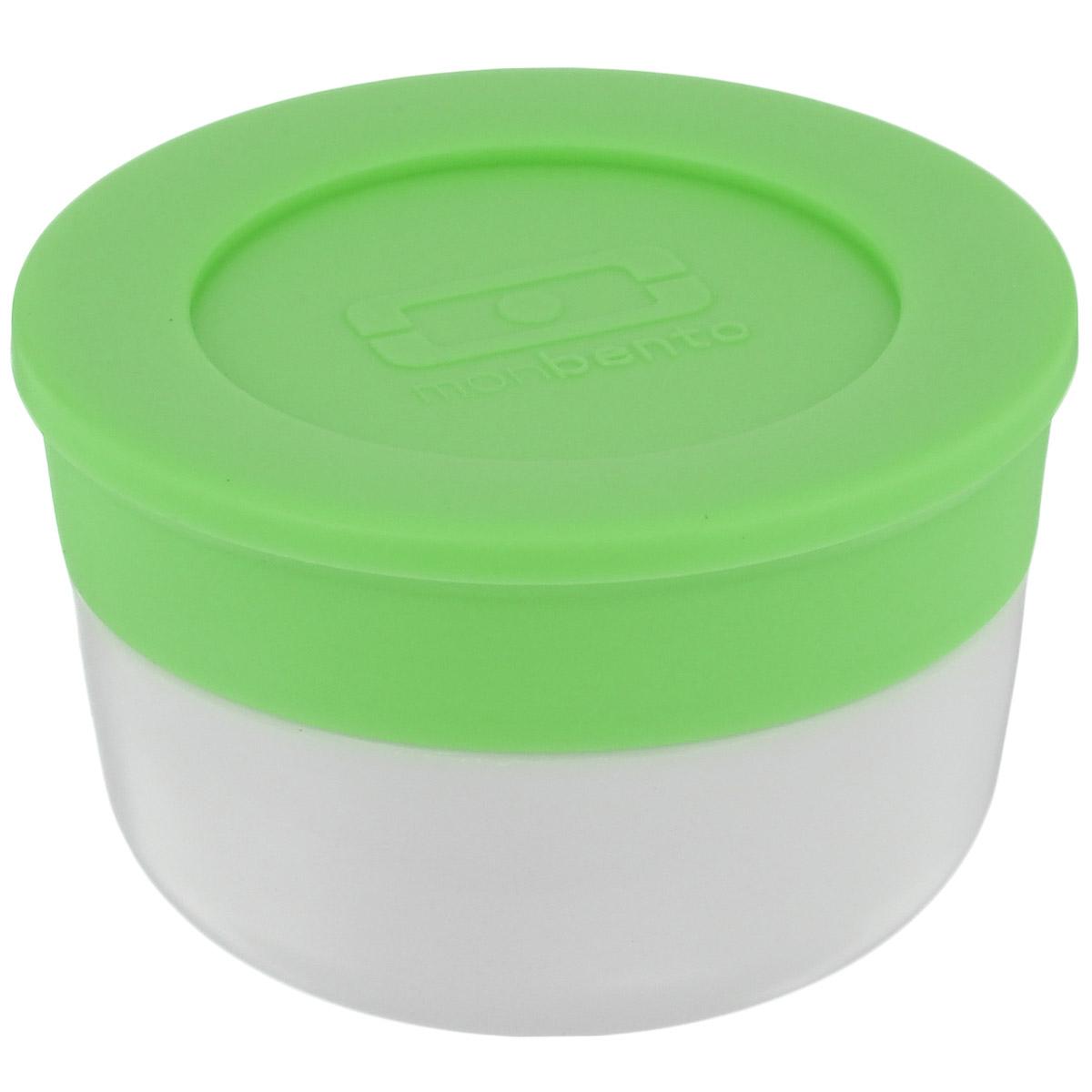 Соусница Monbento Monbento Temple, с крышкой, цвет: белый, зеленый, диаметр 5 см, 28 мл9374Соусница с крышкой Monbento MB Temple - удобное дополнение к ланч-боксу, которое позволит заправить соусом салат или гарнир прямо перед едой. Соусница изготовлена из полипропилена и имеет герметичную плотно закручивающуюся силиконовую крышечку. Идеально помещается в ланч-бокс от Monbento, занимая минимум места. Можно мыть в посудомоечной машине, а также хранить в морозильной камере.Диаметр соусницы: 5 см. Объем соусницы: 28 мл. Высота соусницы (с учетом крышки): 3,2 см. Диаметр по верхнему краю: 4,2 см.