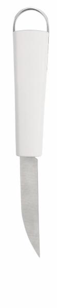 Нож универсальный Brabantia Essential, цвет: белый, длина лезвия 7,5 см. 400261