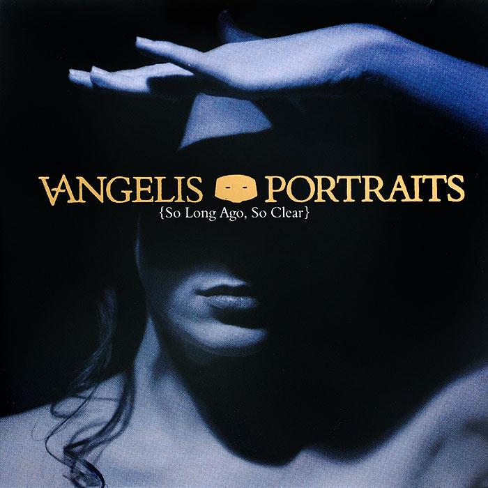 Вангелис Vangelis. Portrait вангелис vangelis greatest hits 2 cd