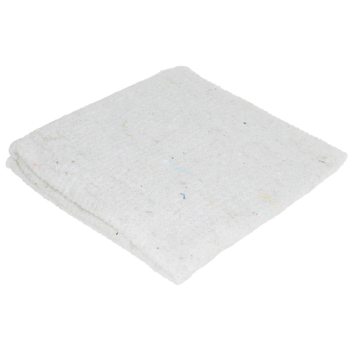 Тряпка для пола Home Queen, 50 х 60 см51716Тряпка для пола Home Queen выполнена из хлопка и полиэстера и предназначена для мытья напольных покрытий из любых материалов. Эффективно очищает любую поверхность, отлично отжимается и имеет долгий срок службы. Тряпка хорошо впитывает влагу и не оставляет разводов.Размер тряпки: 50 см х 60 см. Материал: 80% хлопок, 20% полиэстер.