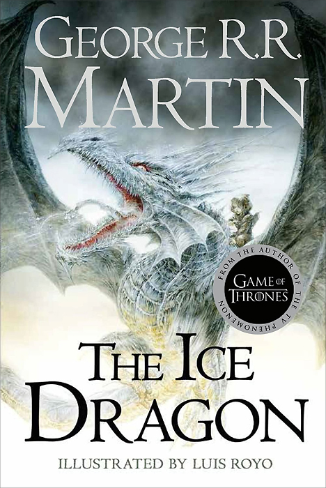 The Ice Dragon cedric and the magic ice castle