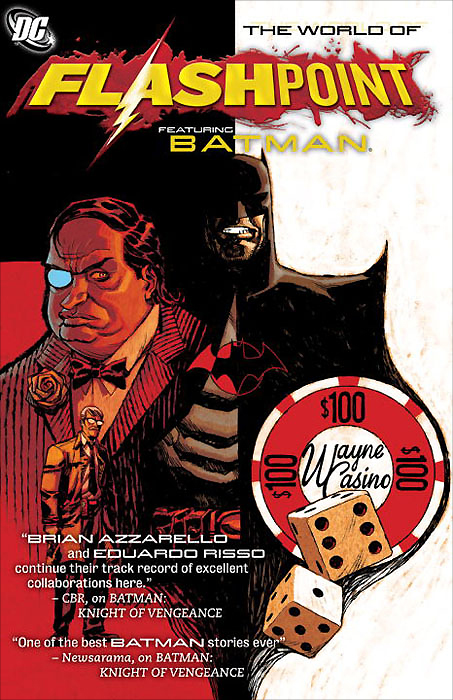 The World of Flashpoint Featuring Batman batman 66 volume 3