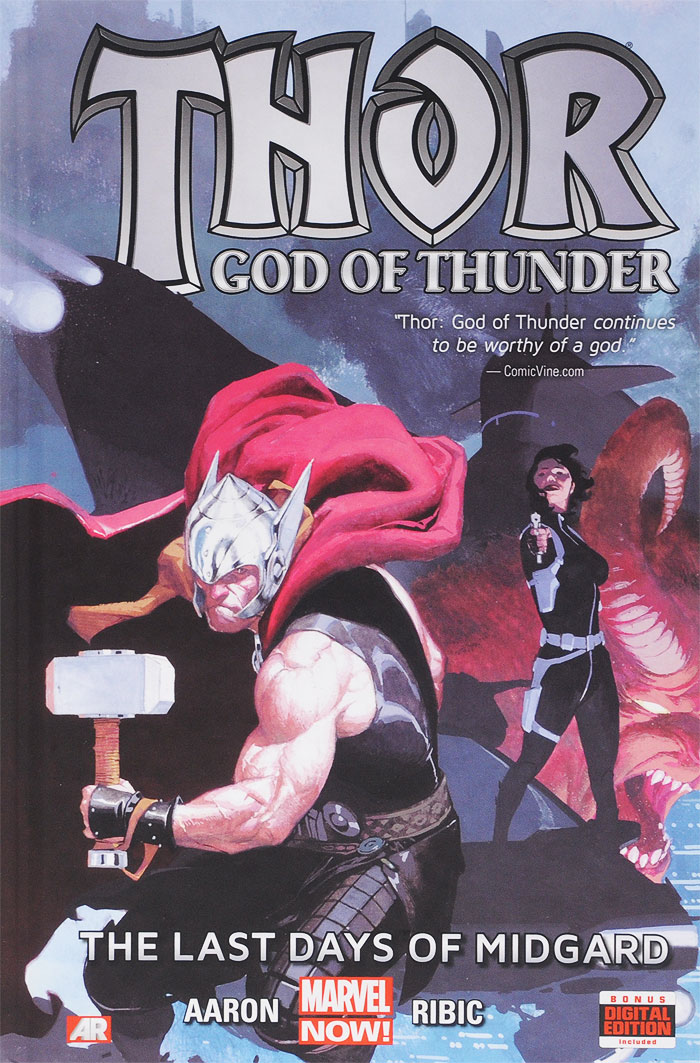 Thor: God of Thunder: Volume 4: The Last Days of Midgard bride of the water god v 3