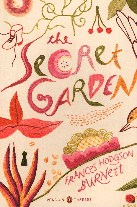 The Secret Garden пинетки митенки blue penguin puku