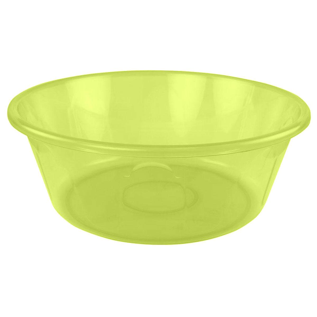 Таз Альтернатива Хозяюшка, цвет: желтый, 15 лМ1300Таз Альтернатива Хозяюшка изготовлен из высококачественного полупрозрачного пластика. Он выполнен в классическом круглом варианте. По бокам имеются удобные углубления, которые обеспечивают удобный захват. Таз предназначен для стирки и хранения разных вещей. Он пригодится в любом хозяйстве.Диаметр (по верхнему краю): 43 см. Высота: 16 см.
