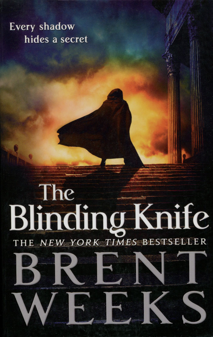 The Blinding Knife the woman who stole my life