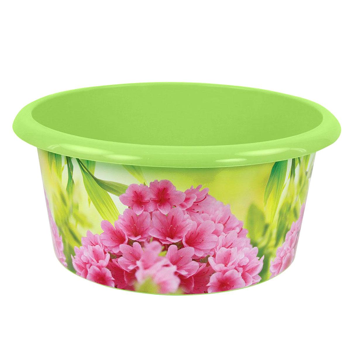 Таз Азалия, цвет: салатовый, 10 л таз азалия объем 10 л цвет зеленый 952965