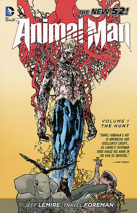Animal Man: Volume 1: Hunt kraftwerk kraftwerk the man machine remaster